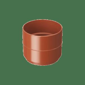 Муфта водосточной трубы Rainway 75 мм