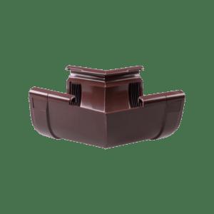 Угол внутренний/наружный Profil W 135° 90 мм коричневый