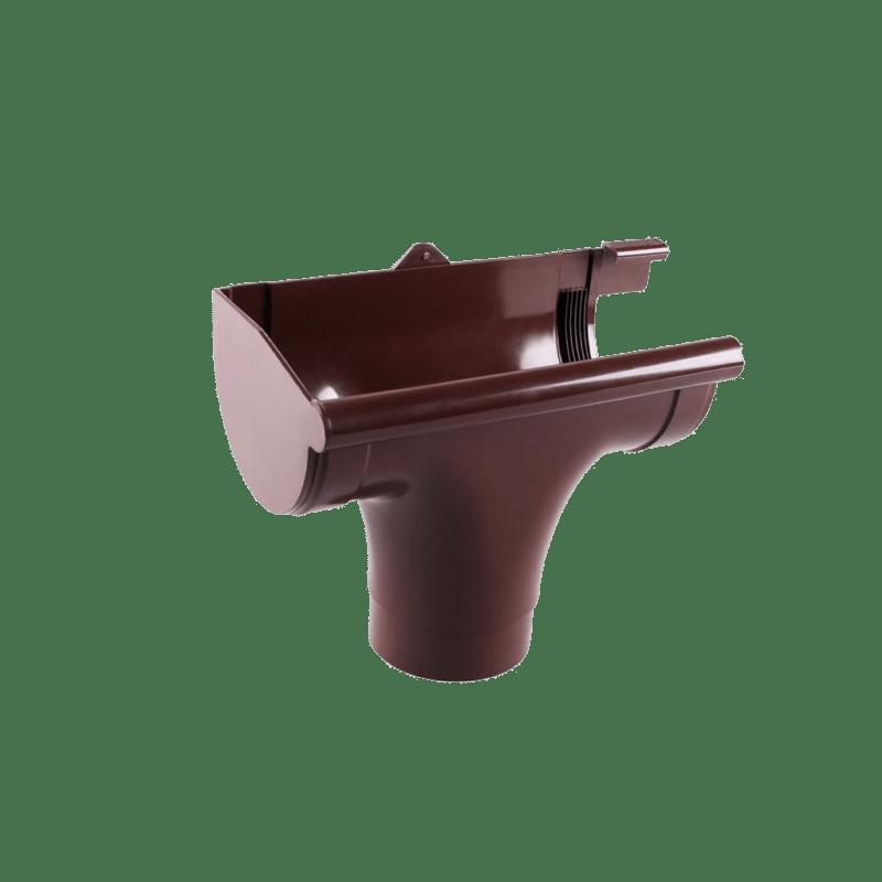 Воронка правая/левая Profil 130 мм коричневая