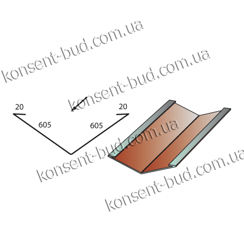 Е-2 Ендова (2м. пог.)