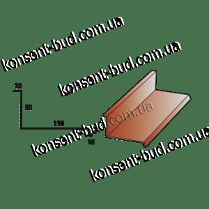 ПС-2 Планка стыка (2м. пог.)