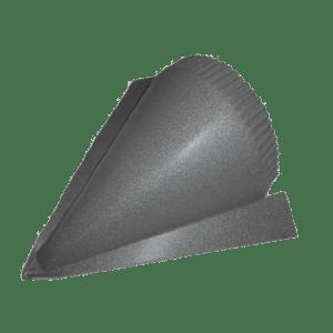 Заглушка на круглый конек (конусная)