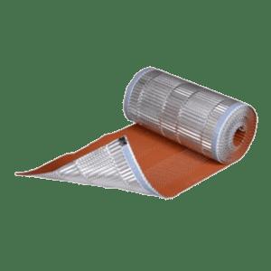 Лента примыкания под дымоход (алюминиевая) 300 мм.*5 м. пог