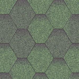 Мозаика Зеленая Микс
