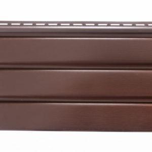 Панель коричневая без перфорации ASKO 3,5*0,305 м